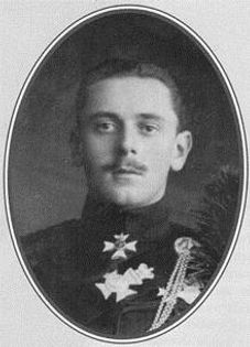 Prince Maurice of Battenberg–Western Front Witness–Casualties of WW1-WW1 Heroes-British Casualties WW1