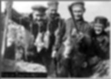 Germans Displaying Their Rats–Western Front Witness–Animals in WW1-Horses in WW1-Dogs in WW1
