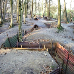 Sanctuary Wood – Western Front Witness - WW1 Battlefields Audio Guide – Ypres Witness - WW1 Sites to visit