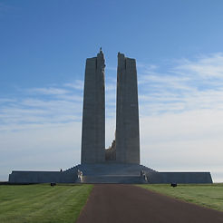 Vimy Ridge Memorial – Western Front Witness - WW1 Battlefields Audio Guide – Somme Witness- WW1 sites to visit