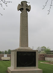 Monument at Etreux–Western Front Witness– WW1 PoW-Great Escapes-PoW Stories-Soldier Refugees