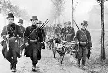 Belgian Soldiers Retreat from Antwerp-Western Front Witness– Race to the Sea Antwerp 1914– British Army WW1