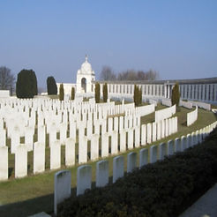 Tyne Cot – Western Front Witness - WW1 Battlefields Audio Guide – Ypres Witness - WW1 Sites to visit