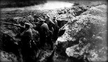 Trench Warfare WW1–Western Front Witness–Life in Trenches-Trench Warfare WW1-WW1 Trench Life