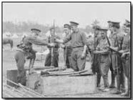 Canadian Club Useless Weapon–Western Front Witness– Weaponry in WW1-WW1 Tactics-WW1 artillery-WW1 Snipers