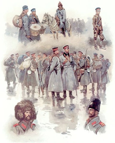 Bulgarian Soldiers 1912 –Western Front Witness –Causes of WW1 –Why Did WW1 Start?- Outbreak of WW1