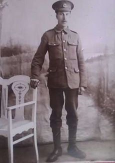 Deaf Soldier Frederick Morffew–Western Front Witness–WW1 Recruitment-Pals Battalions-Kitcheners Army