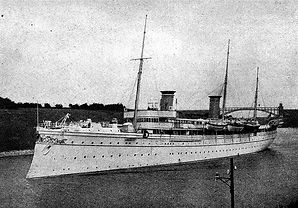 Kaiser Baltic Cruise –Western Front Witness –July Crisis -Causes of WW1 –How Did WW1 Start?- Outbreak of WW1