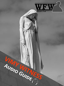 Vimy Ridge Free Preview – Western Front Witness - WW1 Battlefields Audio Guide – Somme Witness - WW1 sites to visit