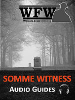 Western Front Witness – First World War battlefield audio guides – Somme Witness