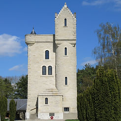 Ulster Tower – Western Front Witness - WW1 Battlefields Audio Guide – Somme Witness- WW1 sites to visit