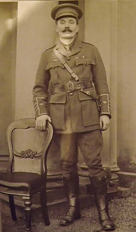 Major Joseph Kane–Western Front Witness– WW1 PoW-Great Escapes-PoW Stories-Soldier Refugees