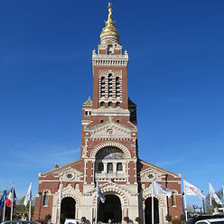 Albert Basilica – Western Front Witness - WW1 Battlefields Audio Guide – Somme Witness- WW1 sites to visit