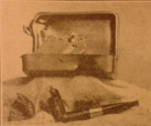 Christmas Box is a Life Saver–Western Front Witness– The Christmas Truce 1914- Christmas Day Truce WW1
