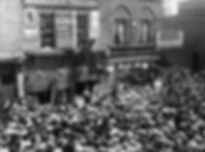 Anti-German Riots London- Western Front Witness–Propaganda in WW1-Censorship in WW1-DORA WW1