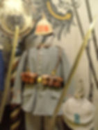 German Nettle Uniform–Western Front Witness–German Army WW1-German Soldiers WW1-Adolf Hitler WW1