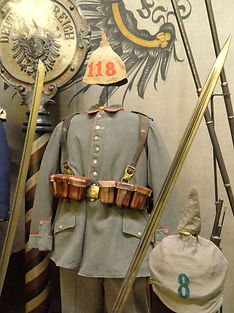 German Nettle Uniform–Western Front Witness–German Army WW1-German Soldiers WW1-Adolf Hitler WW1