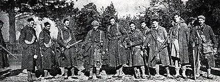 London Scottish 1914–Western Front Witness– Weaponry in WW1-WW1 Tactics-WW1 artillery-WW1 Snipers