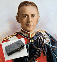 Ralph Whistler and Camera–Western Front Witness– WW1 PoW-Great Escapes-PoW Stories-Soldier Refugees