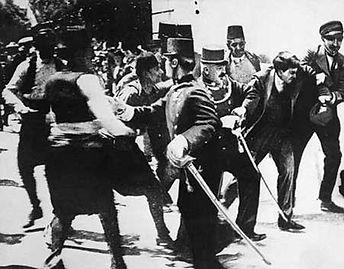 Nedelijko Cabrinovic–Western Front Witness –Key Players July Crisis 1914 –Causes of WW1