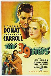The 39 Steps–Western Front Witness– Famous WW1 Soldiers-WW1 Poets- Famous People in WW1