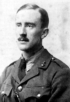 J.R.R. Tolkien–Western Front Witness– Famous WW1 Soldiers-WW1 Poets- Famous People in WW1