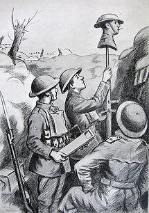 Sniper Deadliest Combatant–Western Front Witness– Weaponry in WW1-WW1 Tactics-WW1 artillery-WW1 Snipers