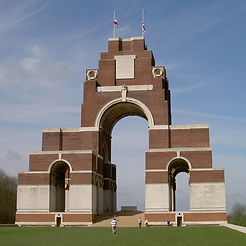 Thiepval Memorial – Western Front Witness - WW1 Battlefields Audio Guide – Somme Witness- WW1 sites to visit