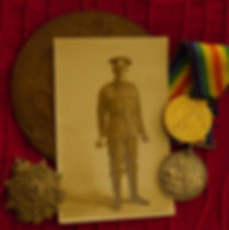 Private Richard Harkness – Western Front Witness – Last Action Hero soldier research – Search for WW1 soldiers