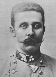 Archduke Franz Ferdinand–Western Front Witness –Key Players July Crisis 1914 –Causes of WW1