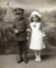 Children in WW1 Uniforms–Western Front Witness–Propaganda in WW1-Censorship in WW1-DORA WW1