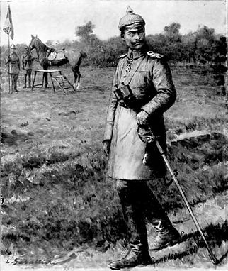 Kaiser Wilhelm II at the Front -Western Front Witness– First Battle of Ypres–Ypres WW1 1914