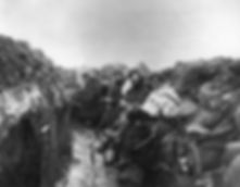 Royal Scots Fusiliers in Winter–Western Front Witness–Life in Trenches-Trench Warfare WW1-WW1 Trench Life