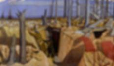 Artist Paul Nash –Western Front Witness –Latest WW1 News –WW1 Stories -Centenary WW1