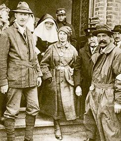 Dorothie Fielding–Western Front Witness–Women in WW1-WW1 Nurses-VADs-First Aid Nursing Yeomanry