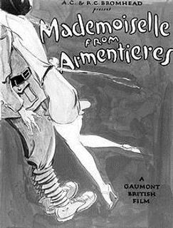 Poster Madmoiselle From Armentieres–Western Front Witness–Life in Trenches-Trench Warfare WW1-WW1 Trench Life