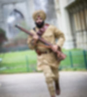 WW1 Sikh Warrior –Western Front Witness –Latest WW1 News –WW1 Stories -Centenary WW1