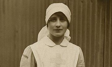 Vera Brittain WW1 Nurse–Western Front Witness–Women in WW1-WW1 Nurses-VADs-First Aid Nursing Yeomanry