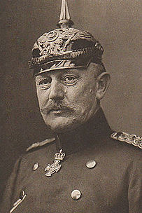 Helmuth von Moltke–Western Front Witness– Battle of the Marne September 1914– British Army WW1