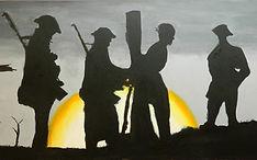 WW1 Executions–Western Front Witness– Shot at Dawn WW1-WW1 Deserters-Court Martial WW1