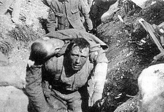 Rescuing Comrades–Western Front Witness– WW1 VC Winners-Victoria Cross Recipients-VC Heroes-VC Recipients