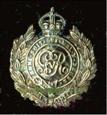 Royal Engineers Badge– Western Front Witness – Complete Last Action Hero soldier research –WW1 Research Service