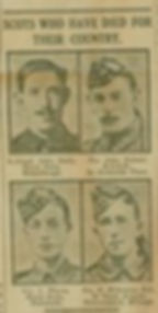 John Palmer Newspaper– Western Front Witness – Complete Last Action Hero soldier research –WW1 Research Service