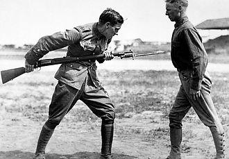 WW1 Bayonet–Western Front Witness– Weaponry in WW1-WW1 Tactics-WW1 artillery-WW1 Snipers