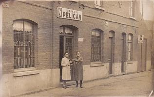Estaminet due Pelican in Baileul–Western Front Witness– Shot at Dawn WW1-WW1 Deserters-Court Martial WW1