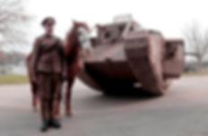 Mark 1 Tank Bovington –Western Front Witness –Latest WW1 News –WW1 Stories -Centenary WW1