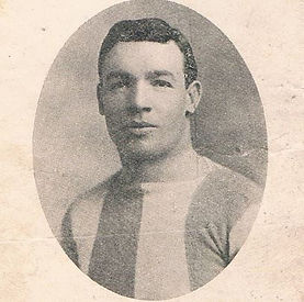Huddersfield Player Larrett Roebuck–Western Front Witness– WW1 Sporting Contributions-Football Remembers