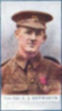 James Keyworth–Western Front Witness– WW1 VC Winners-Victoria Cross Recipients-VC Heroes-VC Recipients