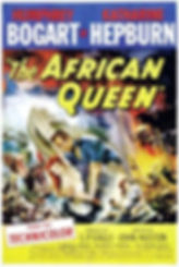 African Queen Poster–Western Front Witness– Famous WW1 Soldiers-WW1 Poets- Famous People in WW1
