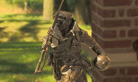 WW1 Football Figure–Western Front Witness– WW1 Sporting Contributions-Football Remembers